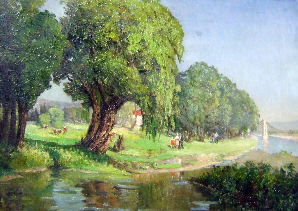 Louis Charpenne, paysagiste 19eme-20eme