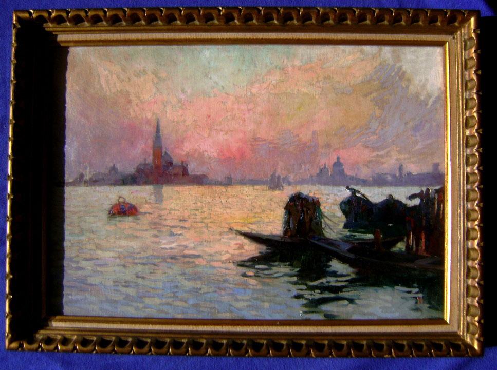 Sidney Lough Thompson Impressionist