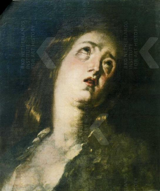 Portrait of Mary Magdalene by Rubens