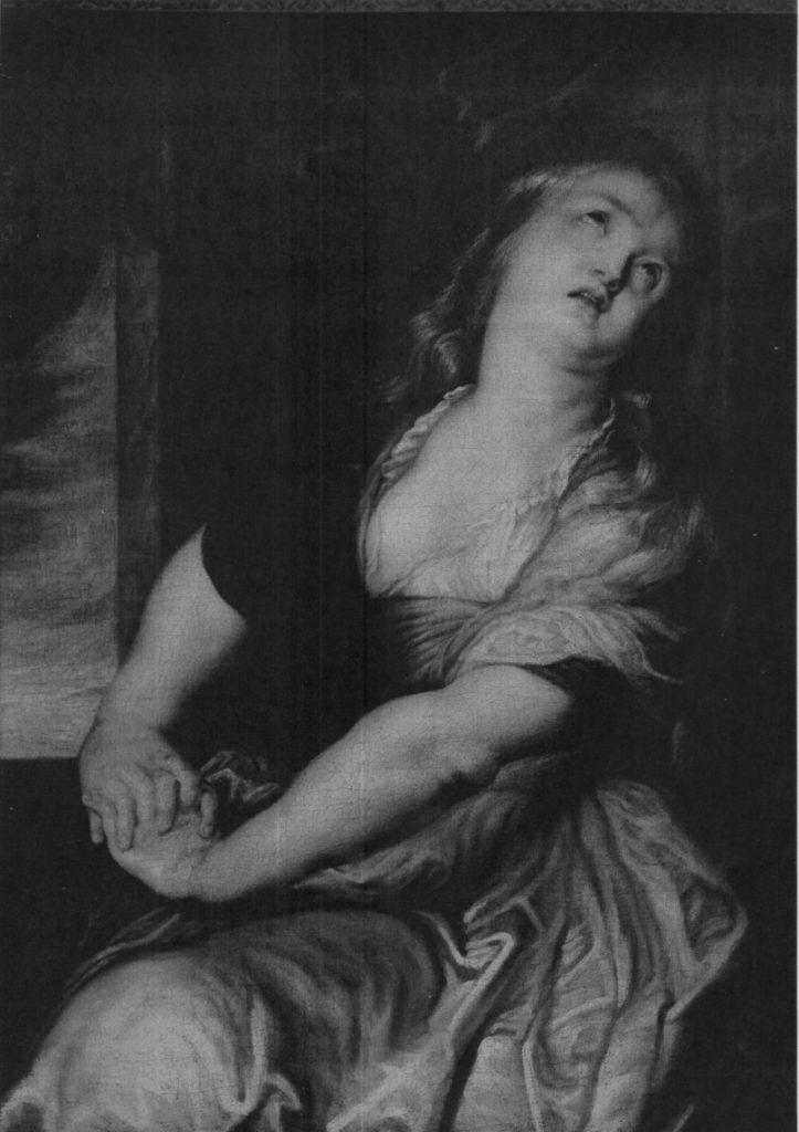 Mary Magdalene Wrexham version