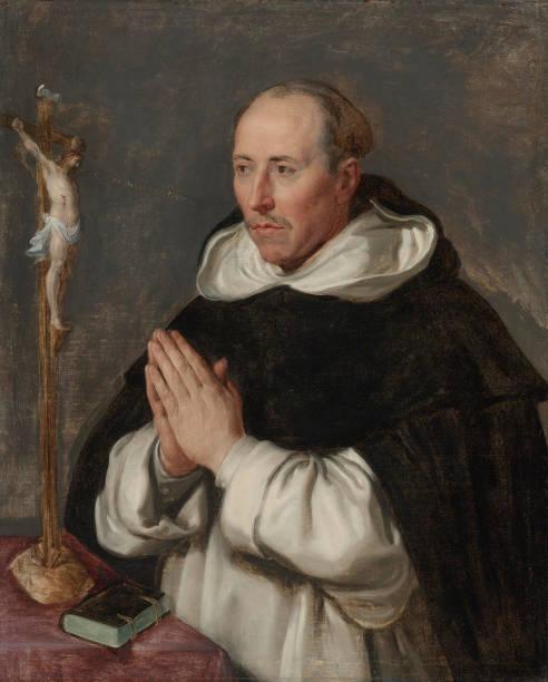 Saint Thomas Aquinas sold at Sothebys