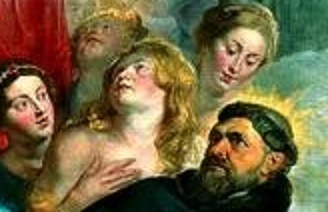 Rubens Rath of Christ Closeup
